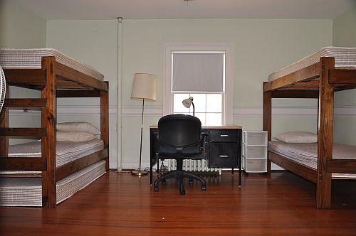 Blandy dorm room