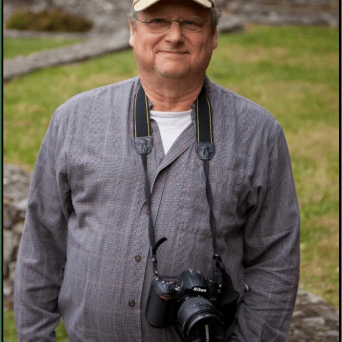 Photo of Bill Spinrad